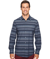 Perry Ellis - Wide Engineered Multi Stripe Shirt