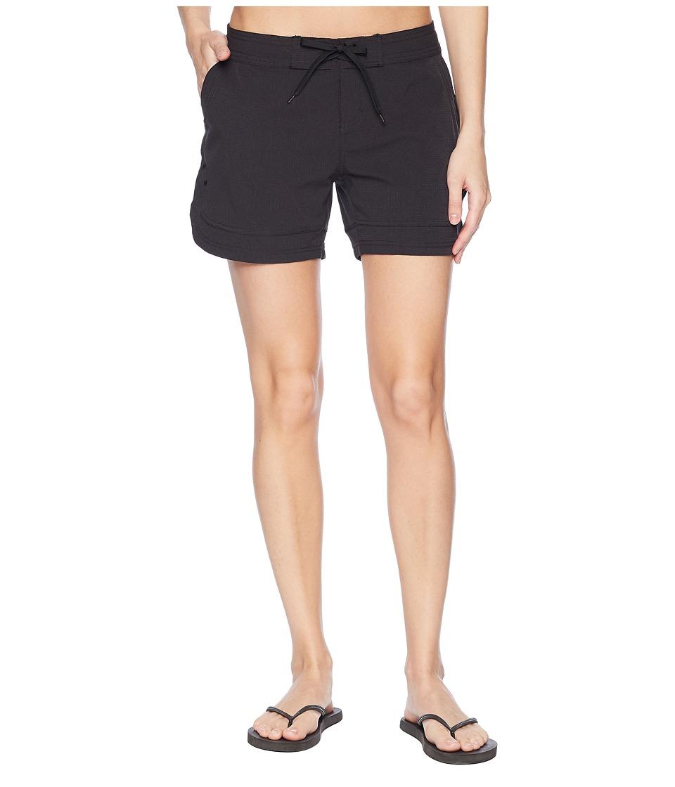 Prana Ebelie Boardshorts (Black)