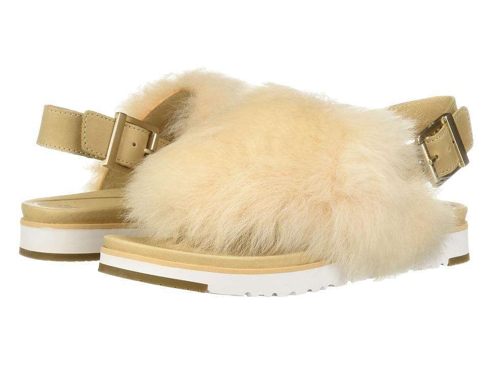 UGG - Holly (Soft Ochre) Women's Sandals