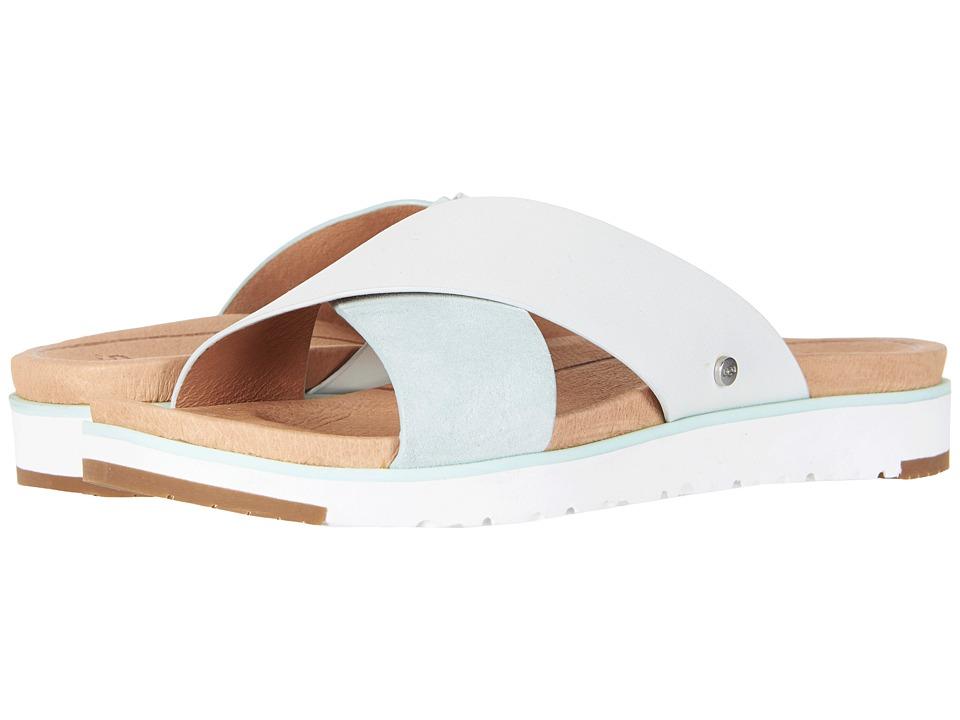 UGG - Kari (Aqua) Women's Dress Sandals
