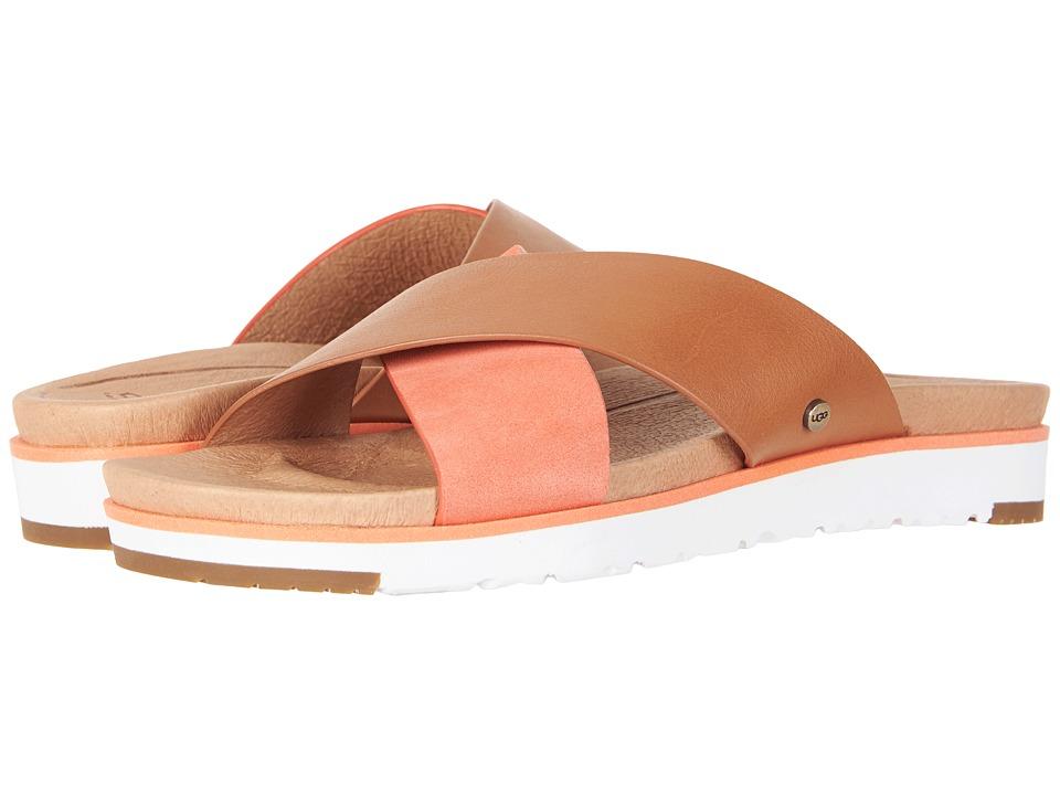 UGG Kari (Fusion Coral) Women's Dress Sandals