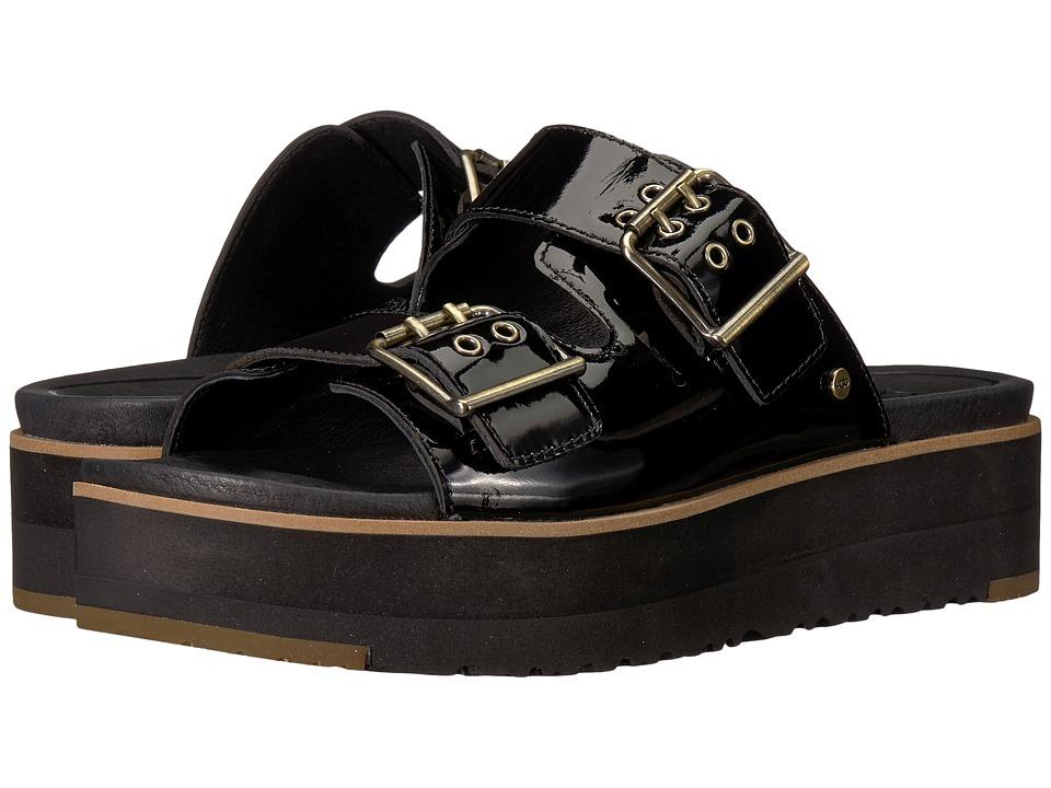 UGG - Cammie (Black) Women's Sandals