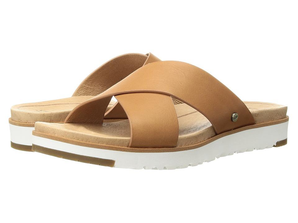 UGG - Kari (Natural 1) Women's Dress Sandals