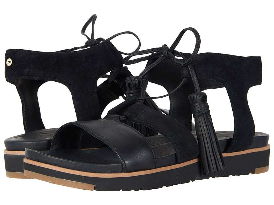 UGG - Maryssa (Black) Women's Sandals