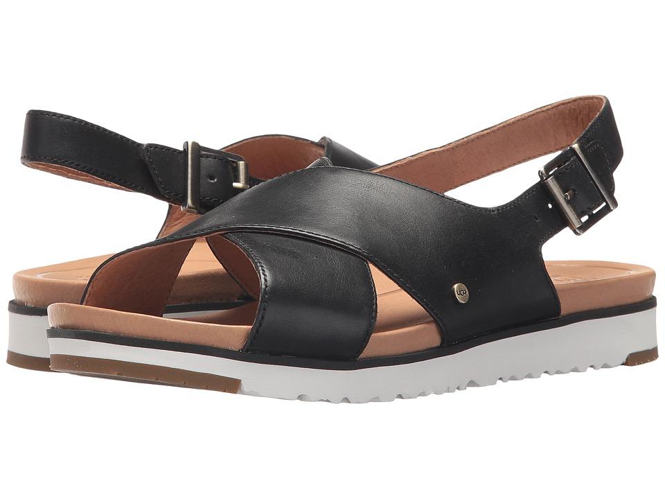 UGG - Kamile (Black) Women's Sandals