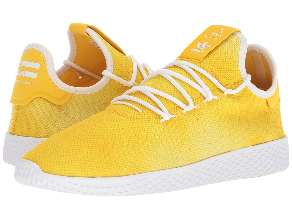 Adidas Mens PW HU HOLI Tennis HU Pharrell Williams Yellow/White DA9617