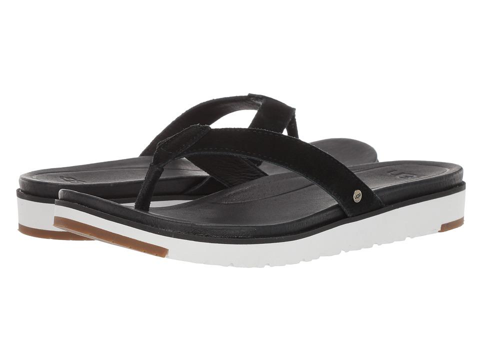 UGG Lorrie (Black) Sandals