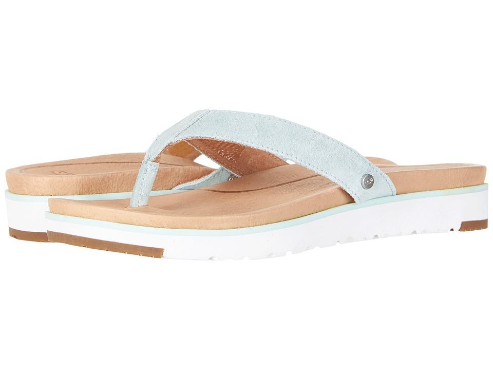 UGG - Lorrie (Aqua) Women's Sandals