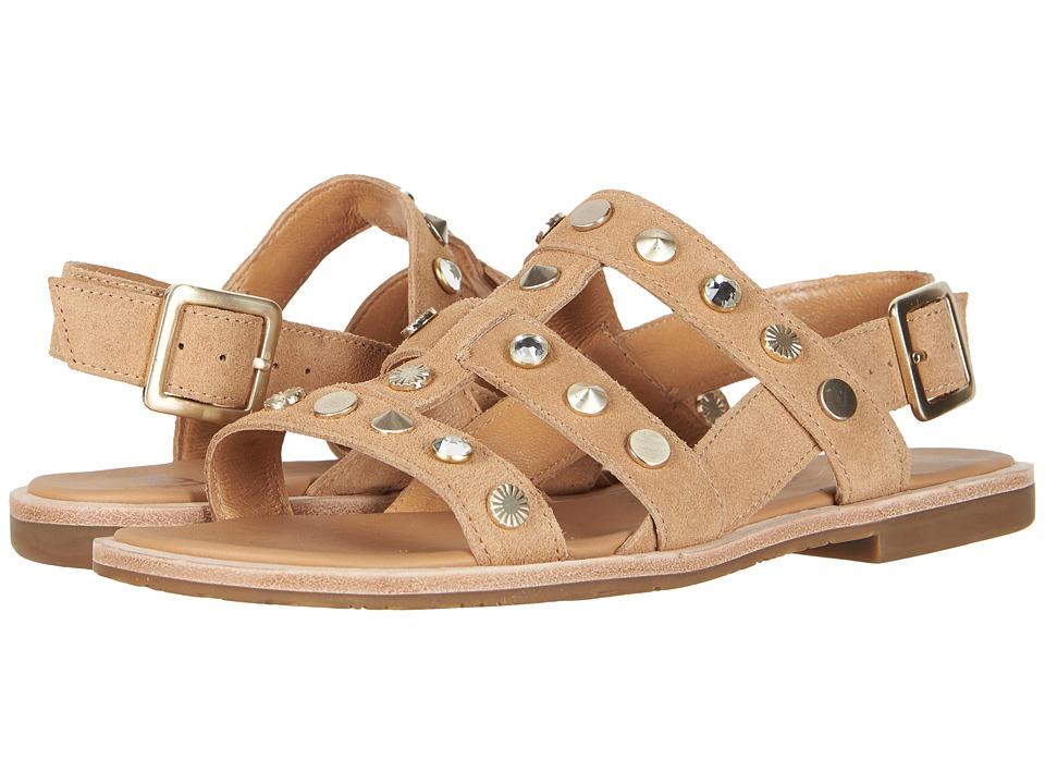 UGG - Zariah Studded Bling (Latte) Women's Sandals
