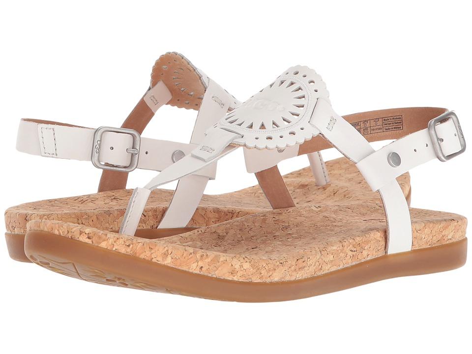 UGG Ayden II (White) Sandals