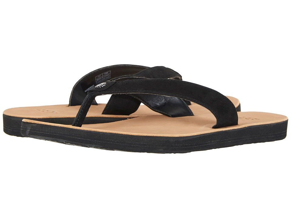 UGG - Tawney (Black) Women's Sandals