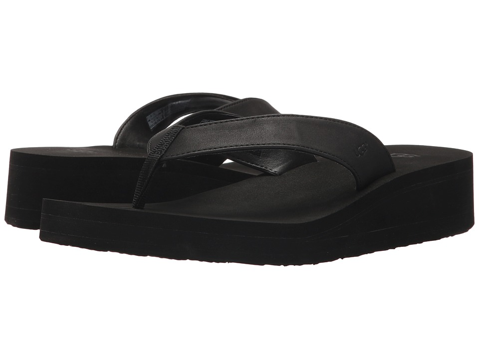 UGG - Dani (Black) Women's Sandals