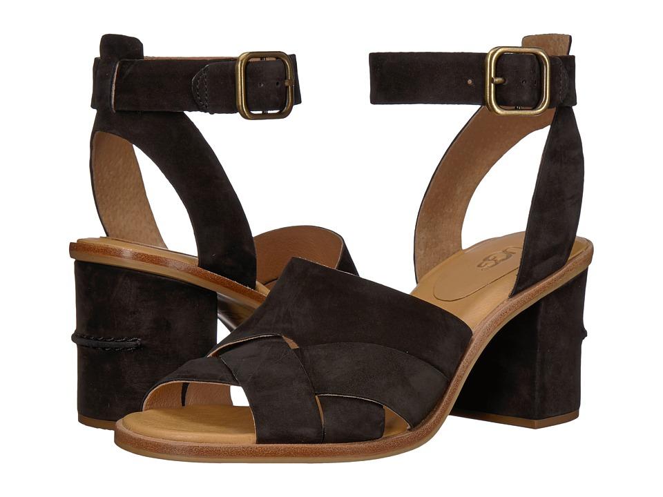 UGG Sandra (Black) High Heels