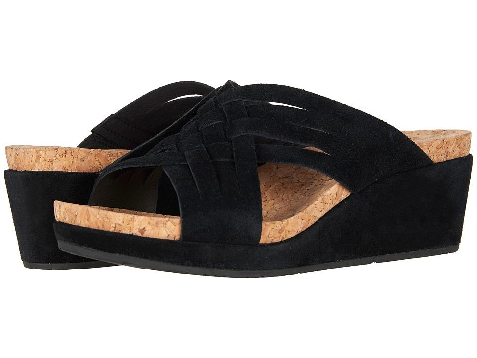 UGG - Lilah (Black) Women's Sandals