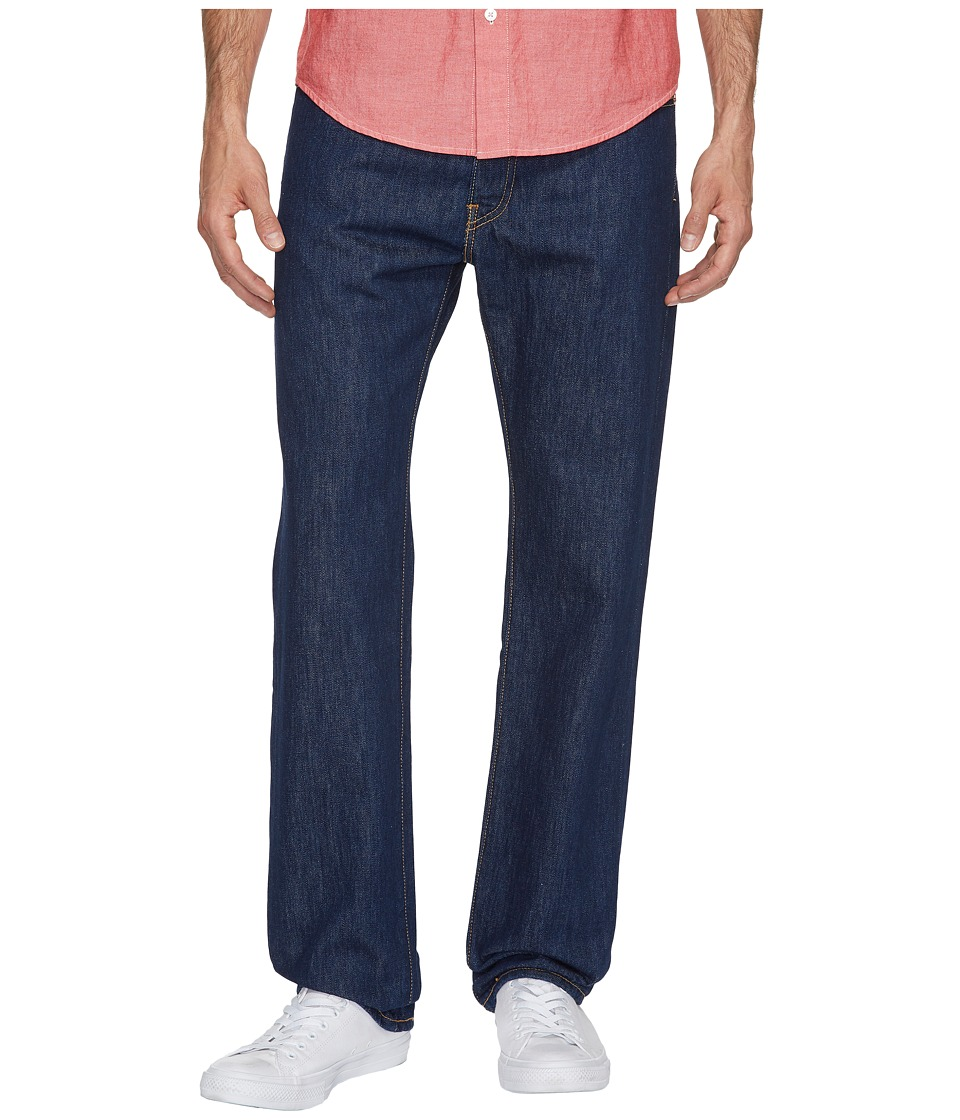 Levis(r) Mens - 505(r) Regular Fit - Made In The USA (Rinse) Mens Jeans