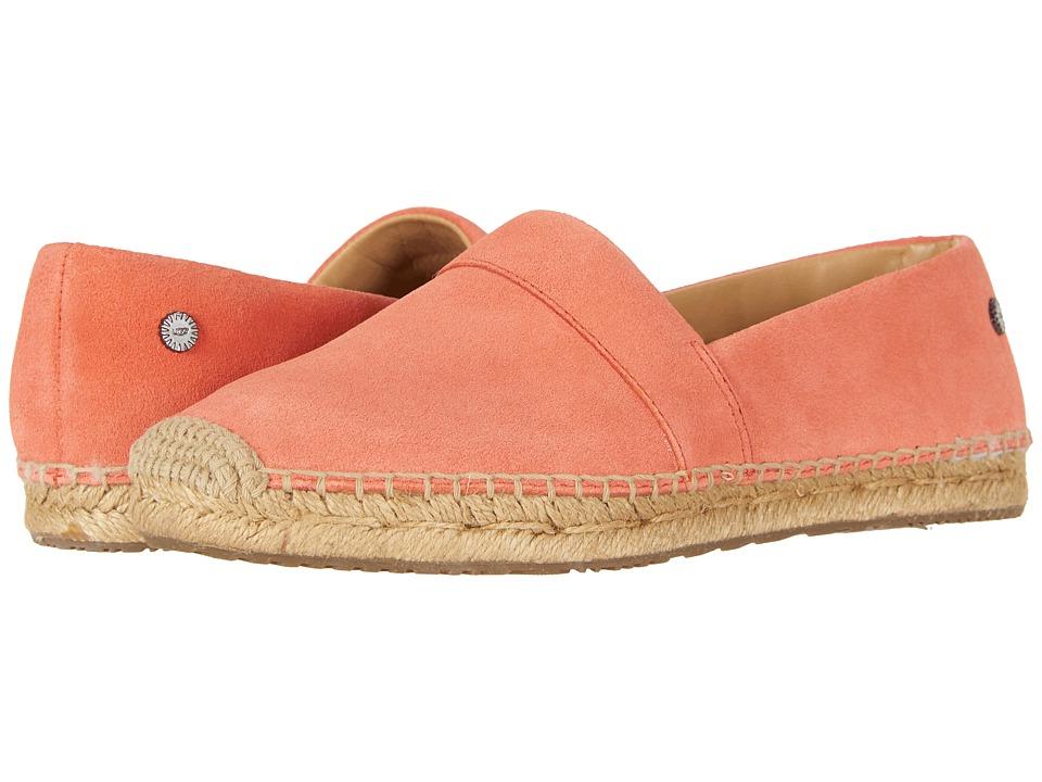 UGG Reneda (Fusion Coral) Slip-On Shoes