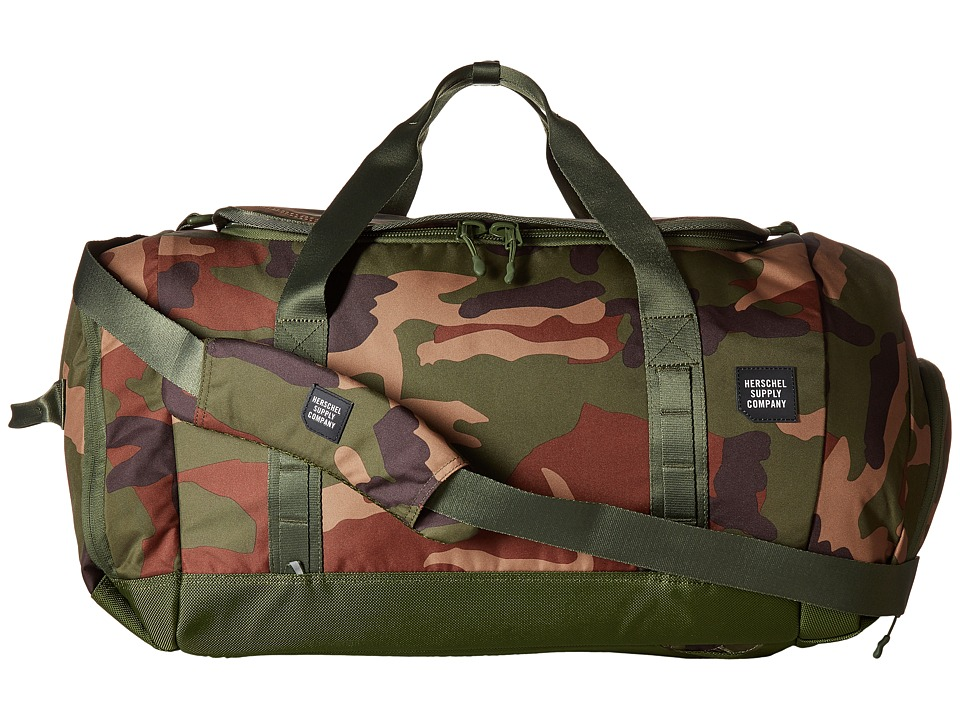 Herschel Supply Co. - Gorge Large (Woodland Camo) Handbags
