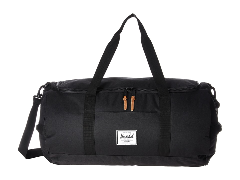 Herschel Supply Co. - Sutton (Black 2) Duffel Bags
