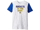 Under Armour Kids Buckets in The Bank Short Sleeve Tee (Big Kids)