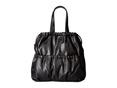 French Connection Dane Drawstring Tote - Black