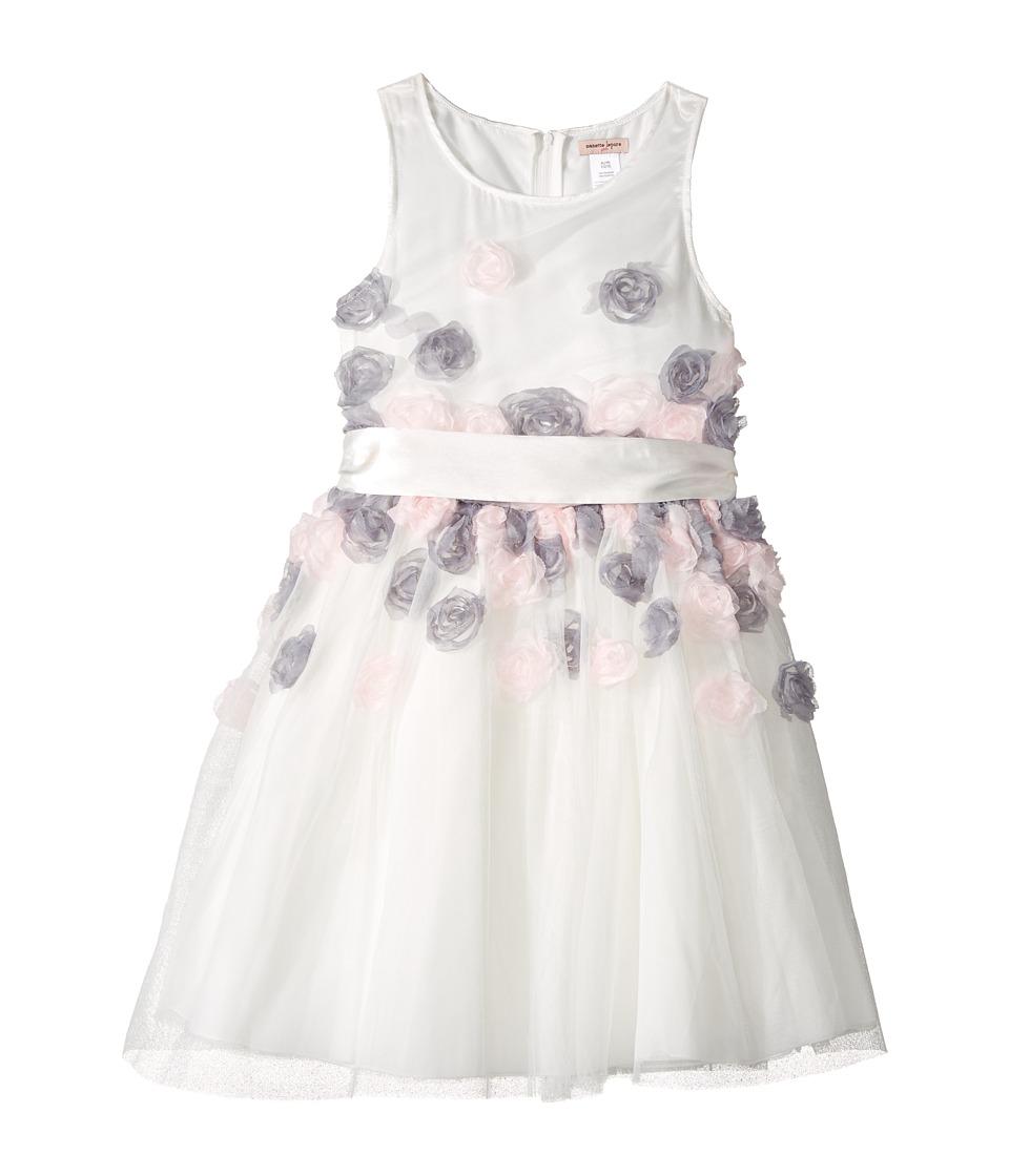 Nanette Lepore Kids - Mesh Dress with 3