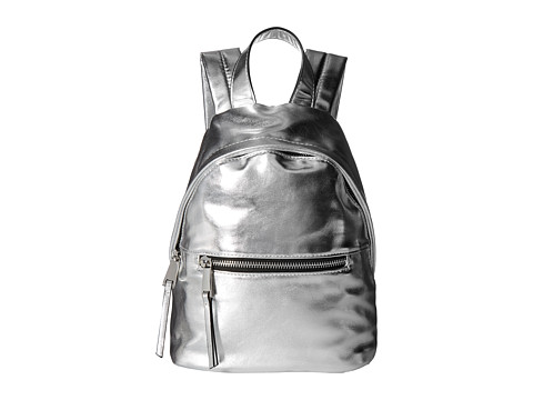 French Connection Jace Small Backpack - Silver