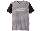 Under Armour Kids Steph Curry 30 Reppin Shersey Short Sleeve Tee (Big Kids)