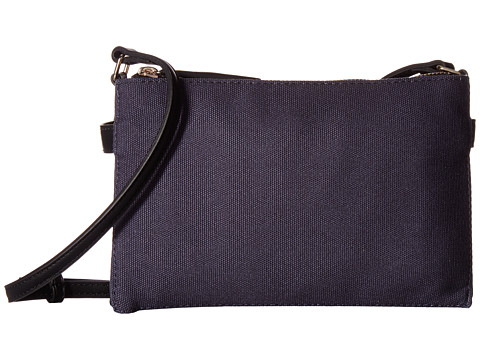 French Connection Reese Trio Crossbody - Utility Blue/Black