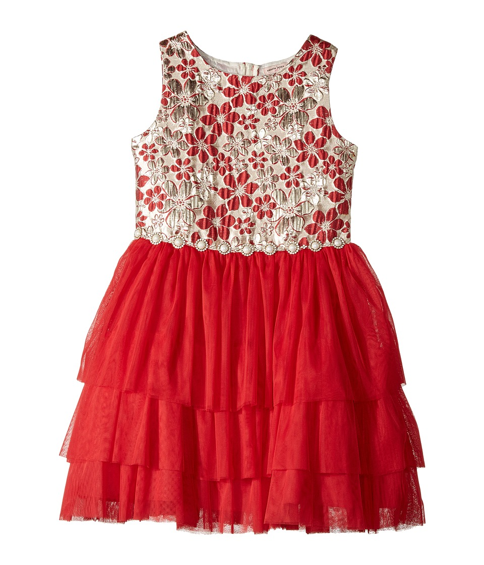 Nanette Lepore Kids - Lurex Jacquard with Tulle