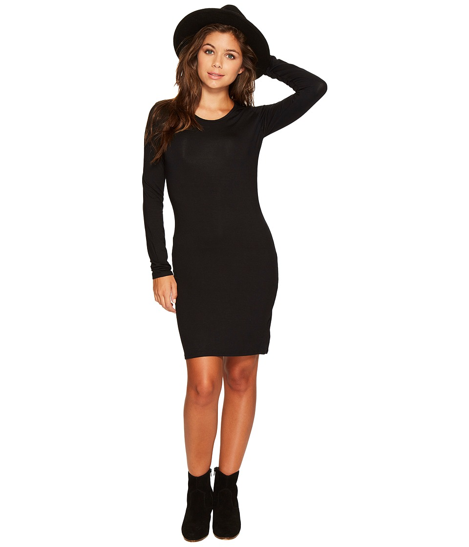 Obey Easton Dress (Black) Women