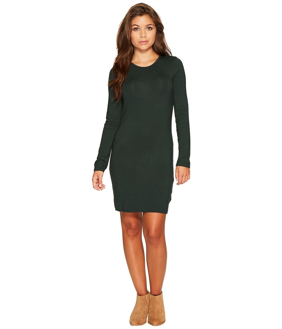 Obey Easton Dress (Forest) Women