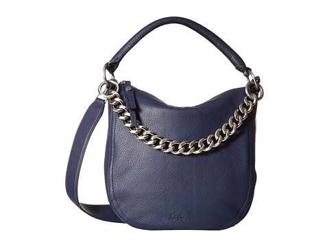 Sam Edelman Arria Saddle Bag - Poseidon Blue