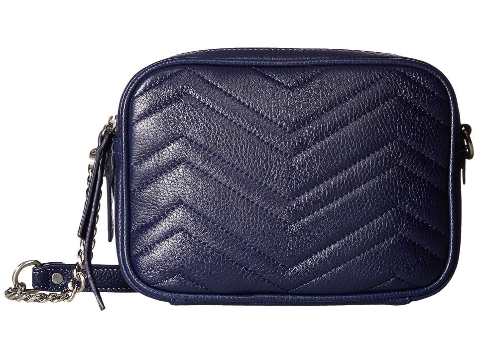 Sam Edelman - Lora Camera Bag (Poseidon Blue) Handbags