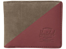 Herschel Supply Co. Hank Leather RFID
