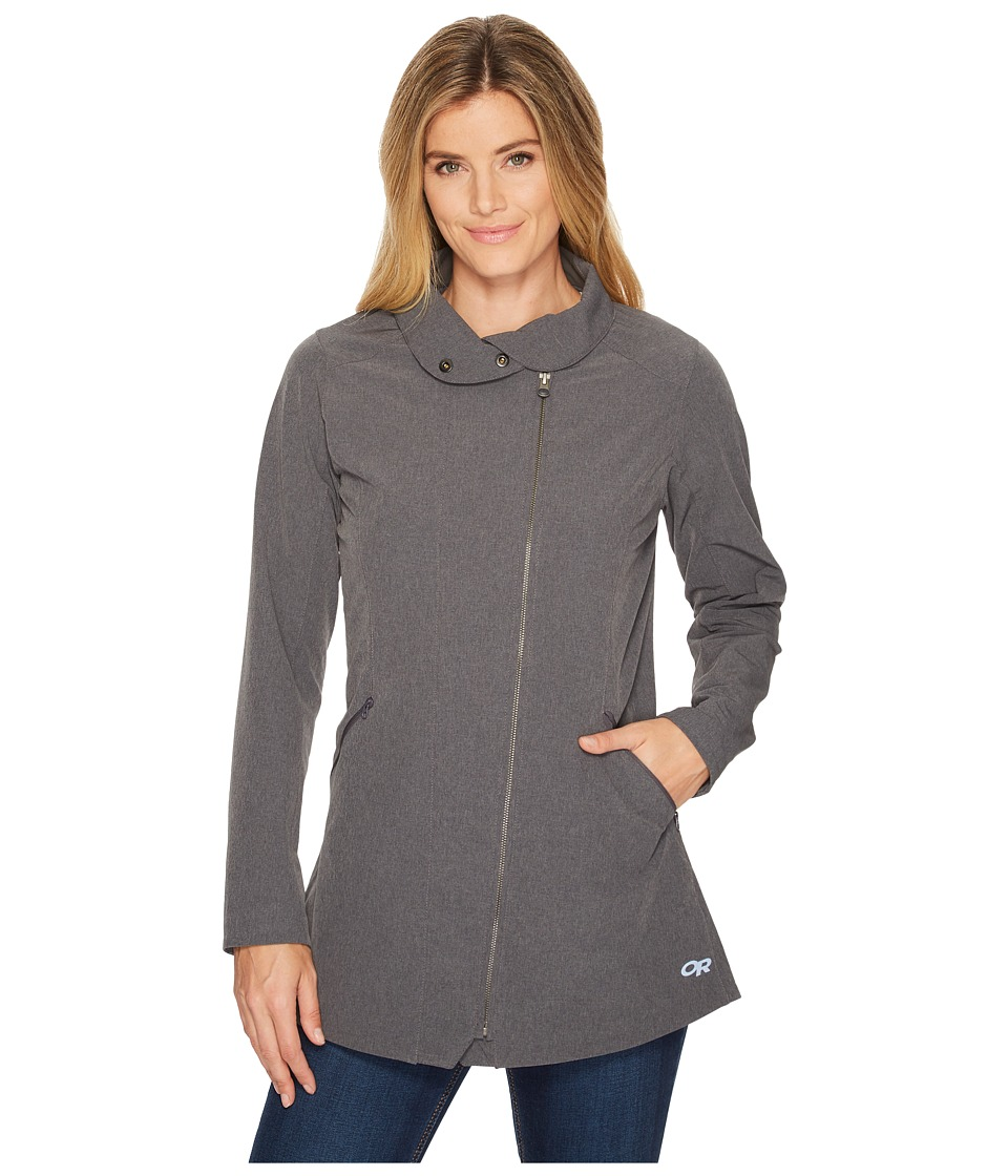 Outdoor Research Prologue Trench (Charcoal Heather) Women...