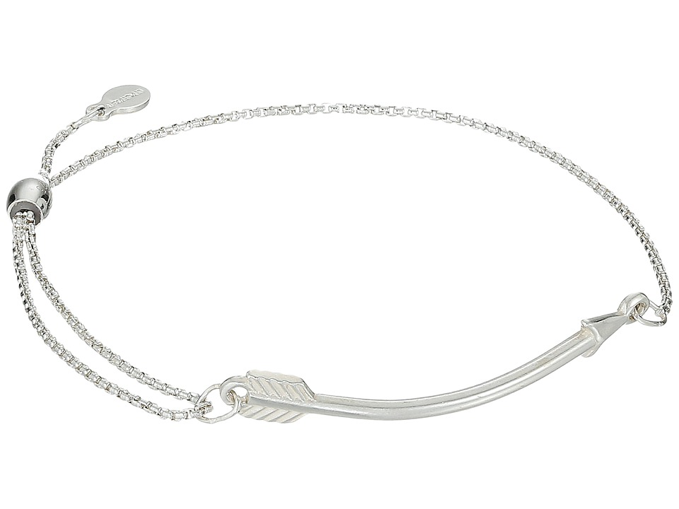 Alex and Ani - Arrow Pull Chain Bracelet (Sterling Silver) Bracelet