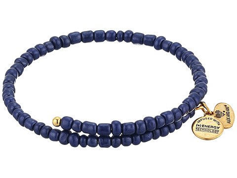 Alex and Ani Primal Spirit Wrap Bracelet - Abyss/Rafaelian Gold