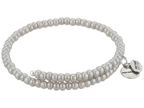 Alex and Ani Primal Spirit Wrap Bracelet - Thunder/Rafaelian Silver