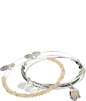 Alex and Ani - Owl Bracelet Set of 3