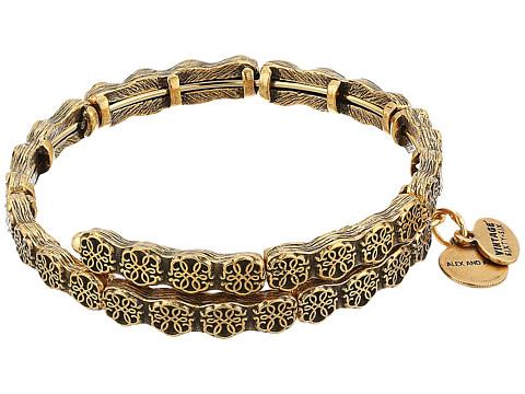 Alex and Ani Path of Life Wrap Bracelet - Rafaelian Gold