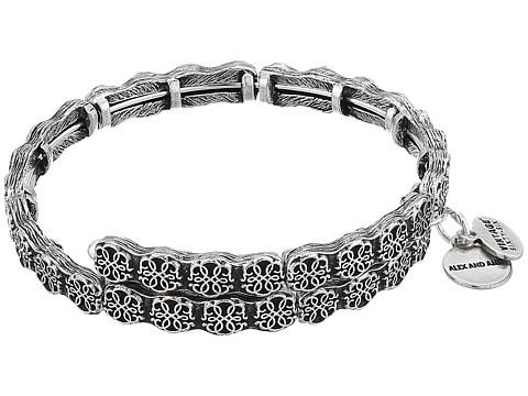 Alex and Ani Path of Life Wrap Bracelet - Rafaelian Silver