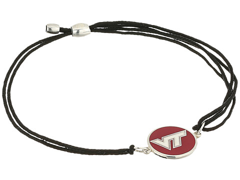 Alex and Ani Kindred Cord Virginia Tech Bracelet - Sterling Silver