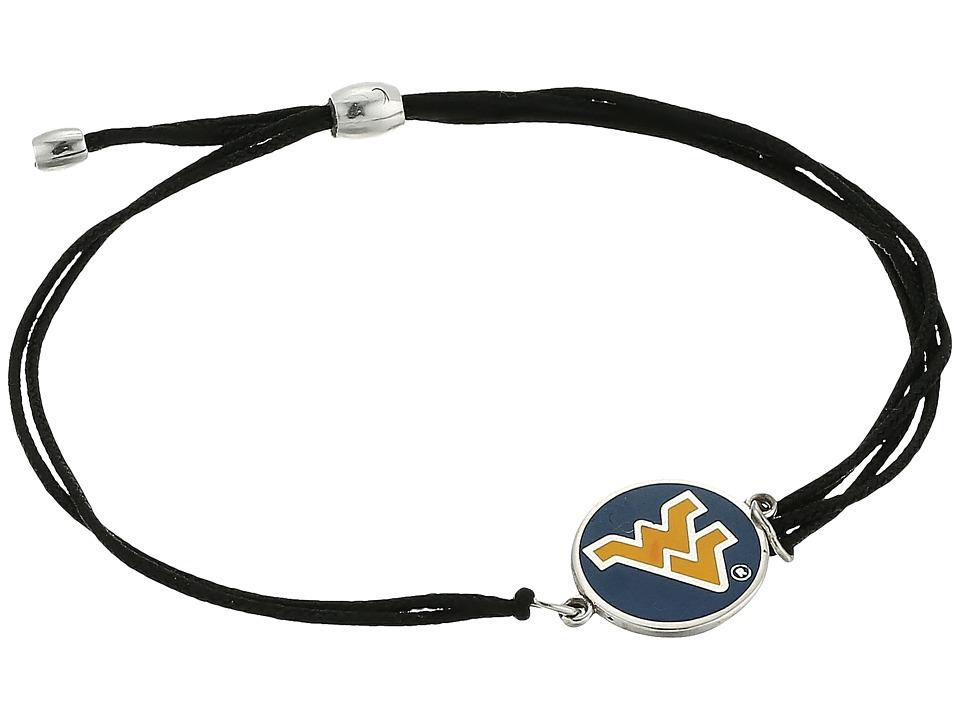 Alex and Ani - Kindred Cord West Virginia University Bracelet