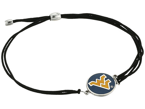 Alex and Ani Kindred Cord West Virginia University Bracelet - Sterling Silver