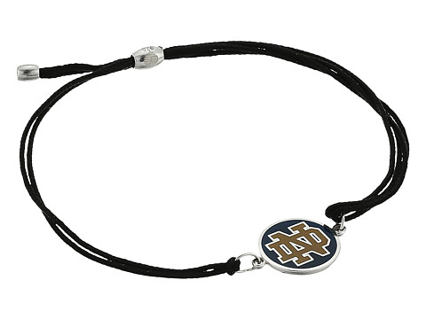 Alex and Ani Kindred Cord University of Notre Dame Bracelet - Sterling Silver