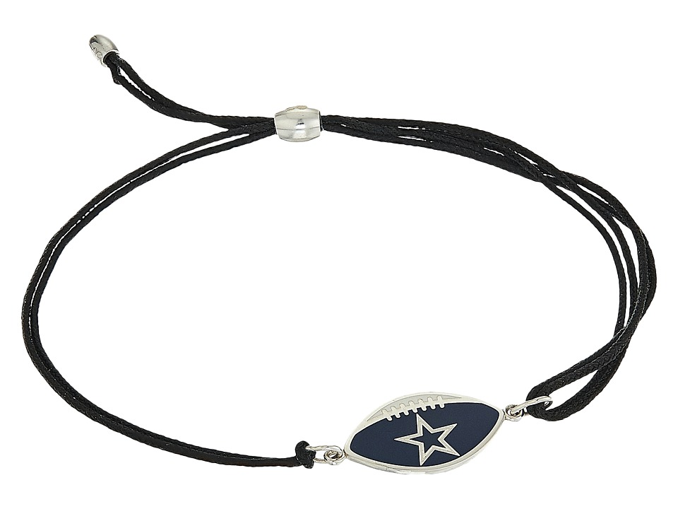 Alex and Ani - Kindred Cord Dallas Cowboys Bracelet (Sterling Silver) Bracelet