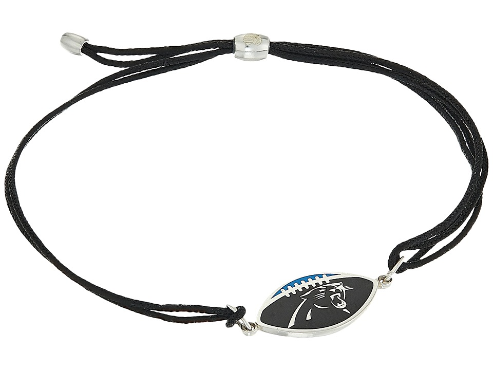 Alex and Ani - Kindred Cord Carolina Panthers Bracelet (Sterling Silver) Bracelet