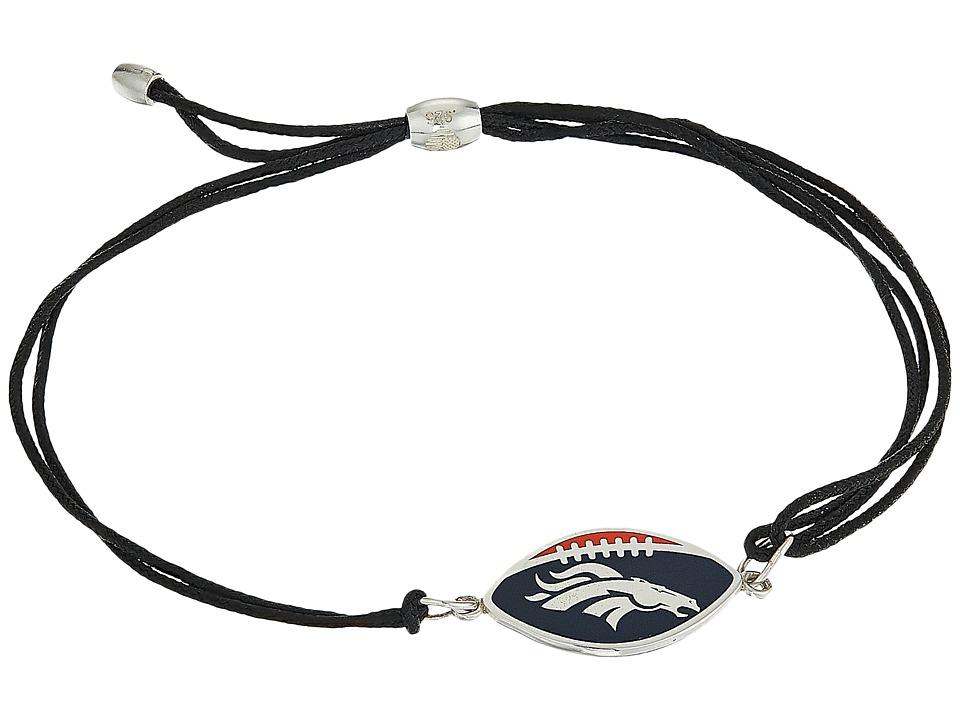 Alex and Ani - Kindred Cord Denver Broncos Bracelet (Sterling Silver) Bracelet