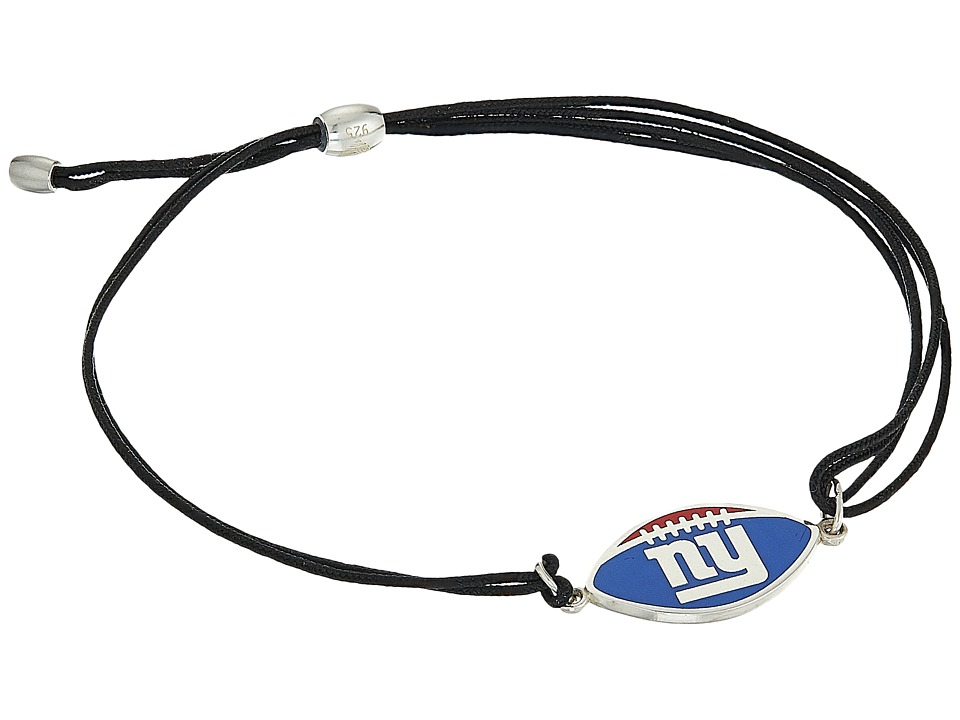 Alex and Ani - Kindred Cord New York Giants Bracelet (Sterling Silver) Bracelet