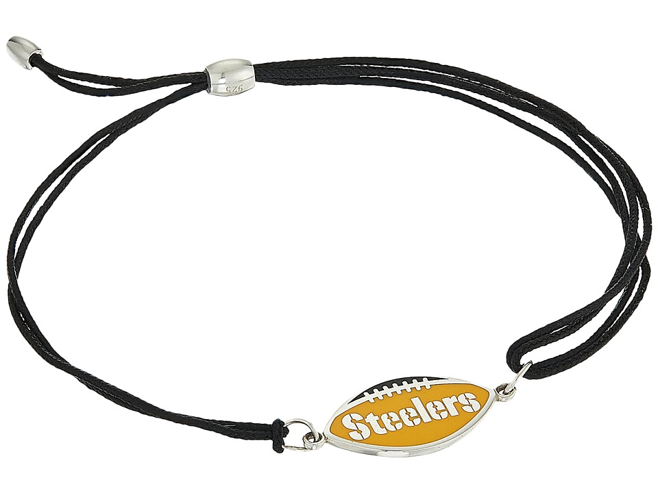Alex and Ani - Kindred Cord Pittsburgh Steelers Bracelet (Sterling Silver) Bracelet
